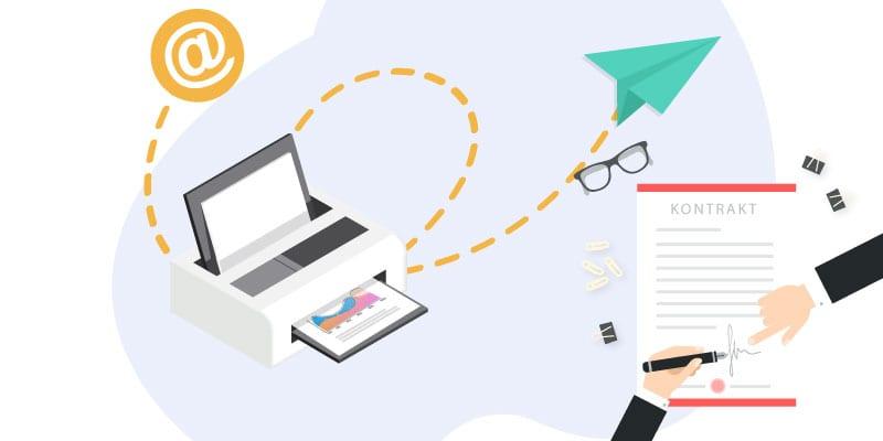 Gjør avtaleprosessen enklere med digital signering